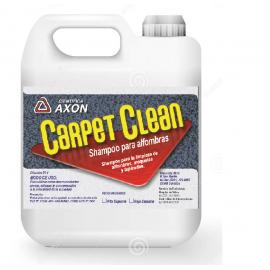 Shampoo Carpet Clean Baja Espuma X 5 Lts