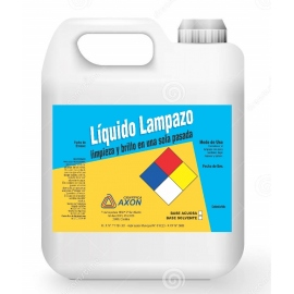 Liquido P/Lampazo Ca X 5 Lts