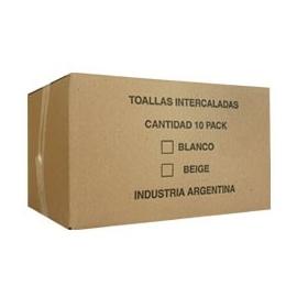 Toalla Blanca Super 21X37Cm Celtrap