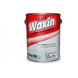 Cera Cremosa P/Madera Waxin Natural X 4 Lts Wassington