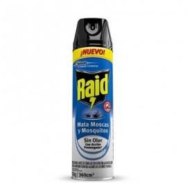 Raid MMM Azul Aerosol