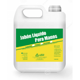 Jabon Liquido P/Manos Desengrasante X 5 Lts
