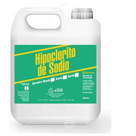 Hip. De Sodio 50 Gr/Lt X 5 Lts